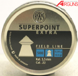 RWS Superpoint Pellets (.22)